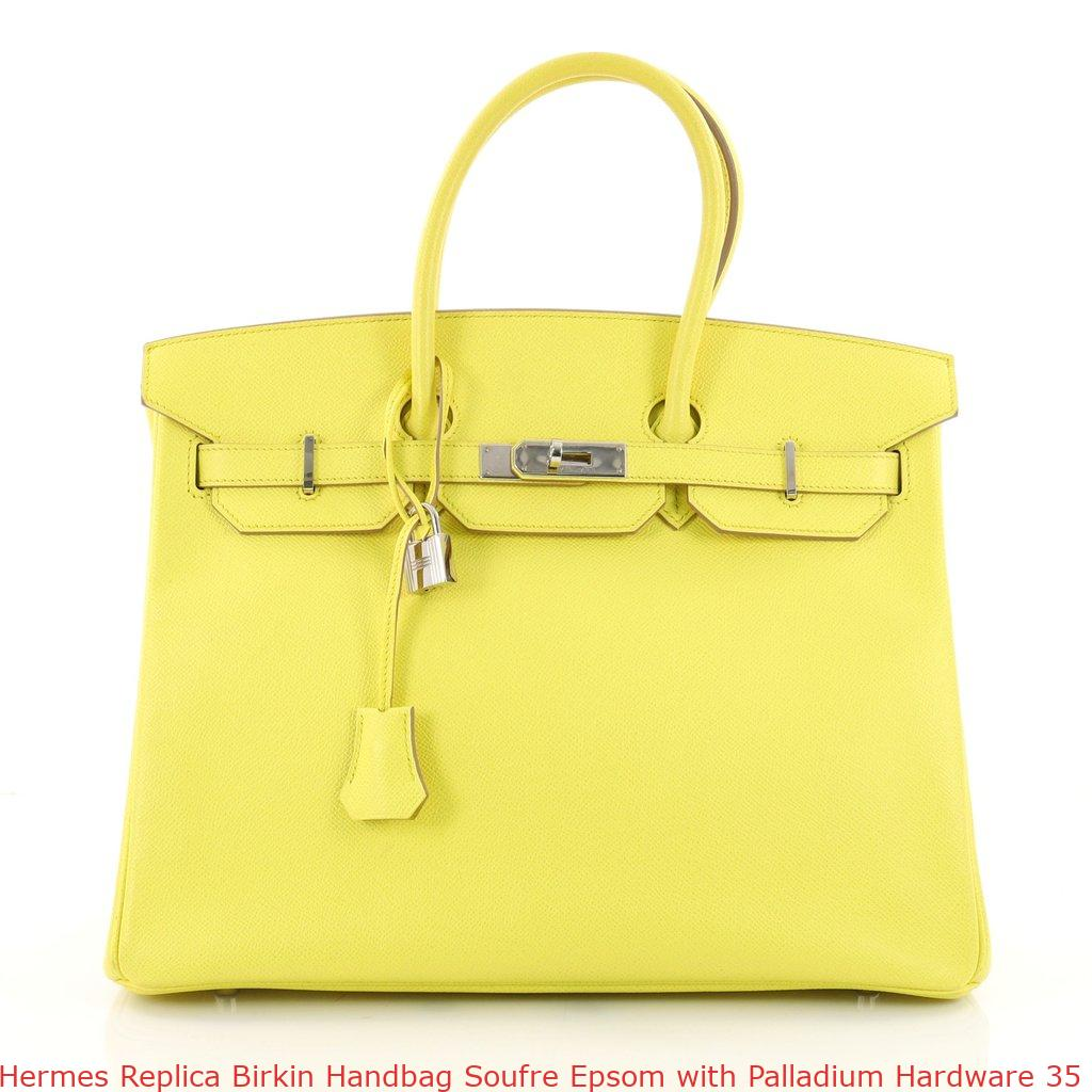 3044ff24ee3 Hermes Replica Birkin Handbag Soufre Epsom with Palladium Hardware 35 –  Replica Hermes Birkin Handbag, Birkin Bag Hermes Replica, All Best Replica  Handbags