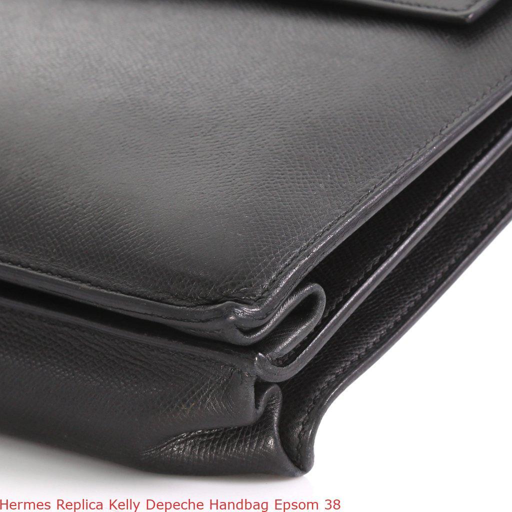e85884e12579 Hermes Replica Kelly Depeche Handbag Epsom 38 – Replica Hermes Birkin  Handbag
